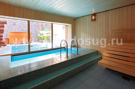 Русская баня с бассейном в Москве, Все о банных процедурах — комплекс отдыха — Таёжные бани